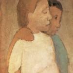 Meisje en jongen
