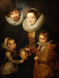 Familie van Jan Bruegel de Oude